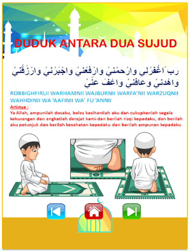Edukasi Anak Muslim  screenshots 3