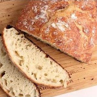 No Knead Rustic Dutch Oven Bread