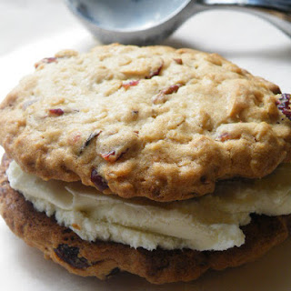 Cranberry, White Chocolate And Pecan Cookies