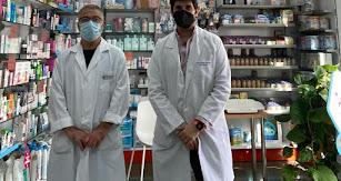 El farmacéutico José Espejo representa al colectivo.