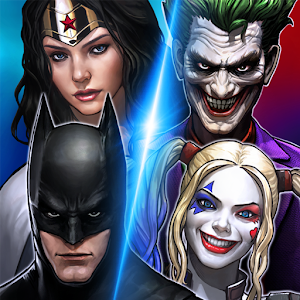 Be Superman. Be Joker. Be both.The ultimate mobile DC experience, DC Unchained! APK Icon