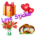 Love Stickers for Chat icon