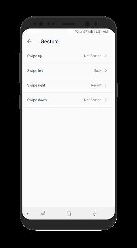 Fingerprint Gestures 1.1.1 screenshots 3