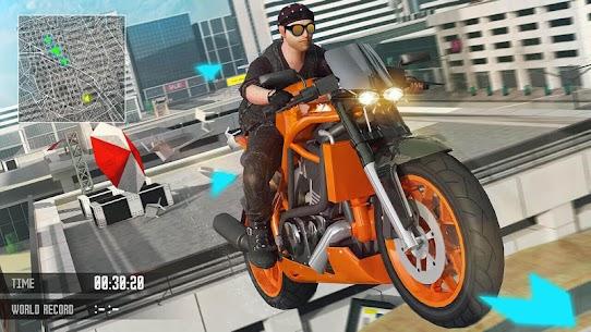 Grand City Moto X Bike Stunts 1.0.4 Download Mod Apk 1