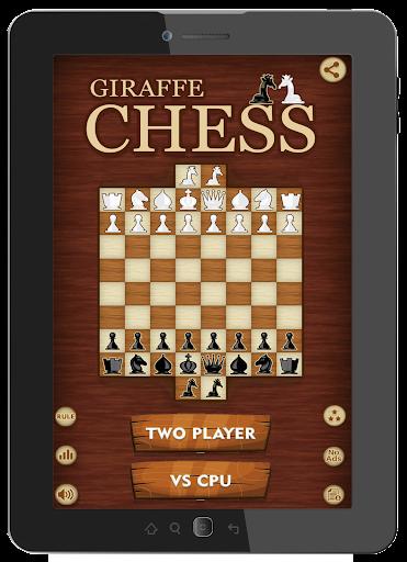 Giraffe Chess - No draw, Only win or lose 1.0 screenshots 10
