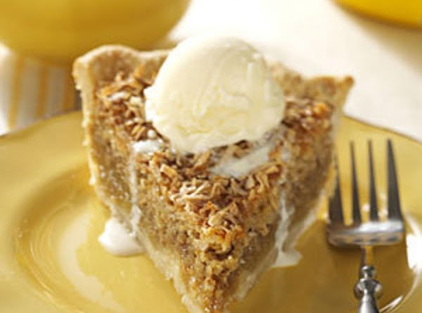 Maple Oatmeal Pie ( Dog Team Tavern ) Recipe