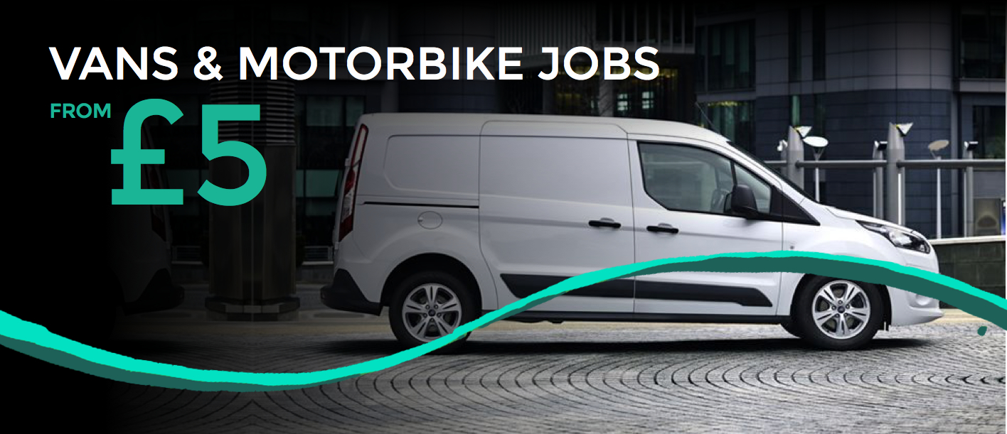 Vans and Motorbikes