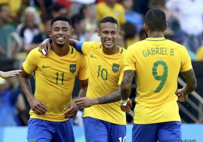 """""""Le Brésil sera favori en Russie"""""""