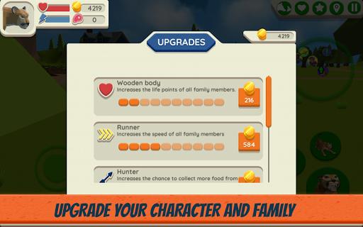 Cougar Simulator: Big Cat Family Game 1.045 screenshots 5