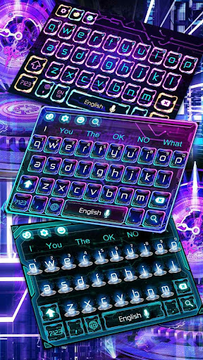Coolnology Keyboard Theme for PC