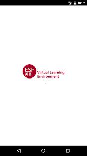 ESF Mobile VLE - náhled