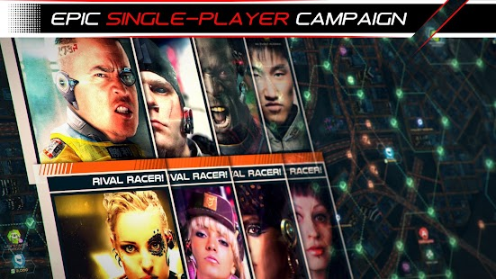 Rival Gears- screenshot thumbnail