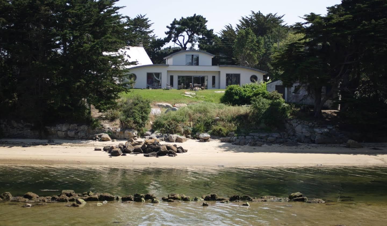 Maison en bord de mer avec jardin Pleumeur-Bodou