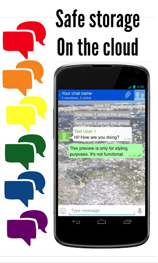 Messenger App screenshot 8