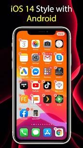 Launcher iOS 14 Premium Cracked APK 5