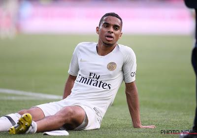 Un jeune joueur du PSG postule pour Les Bleus