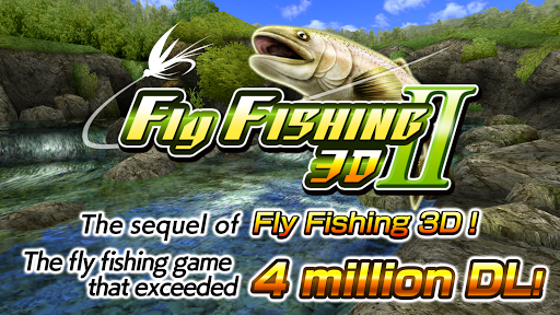 Code Triche Fly Fishing 3D II APK MOD (Astuce) screenshots 5