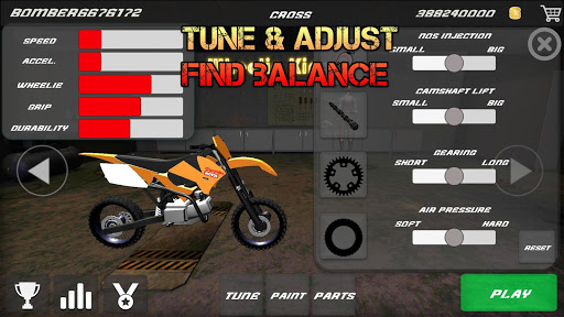 Motorbike - Wheelie King 2 - King of wheelie bikes 1.0 screenshots 13