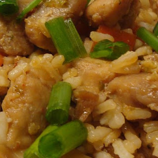 Sweet Fried Rice Chinese Recipes