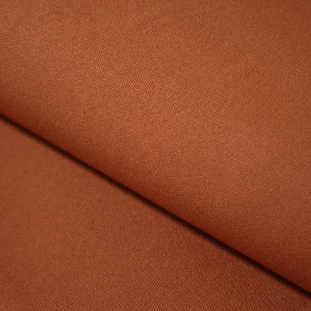 Polycotton Canvas - rost