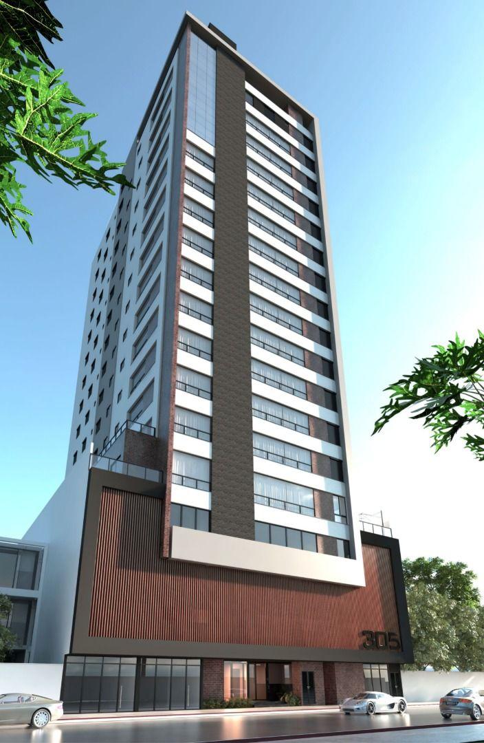 Apartamento Edifício Sun Paradise com 3 dormitórios à venda por R$ 1.294.700 – Centro – Balneário Camboriú/SC