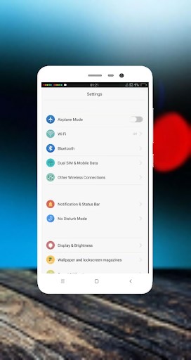 OPPO Phones - Color OS Theme (All Devices) 1.8 Screenshots 5