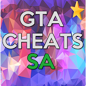 Download Cheat for Gta San Andreas Plus for Android.