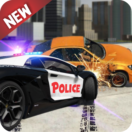 Extreme Escape Plan: Police Car Chase