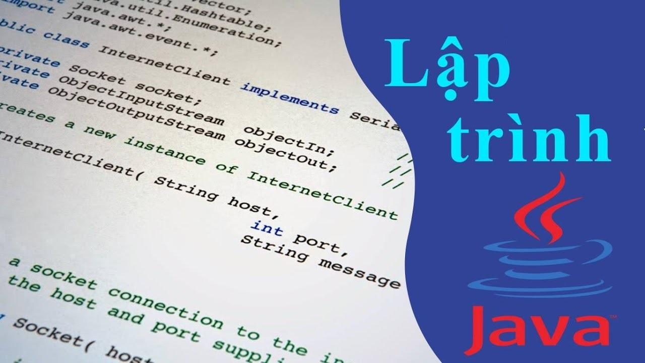 Học hỏi từ tài liệu Java