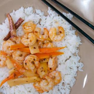 Imperial Shrimp Recipes.