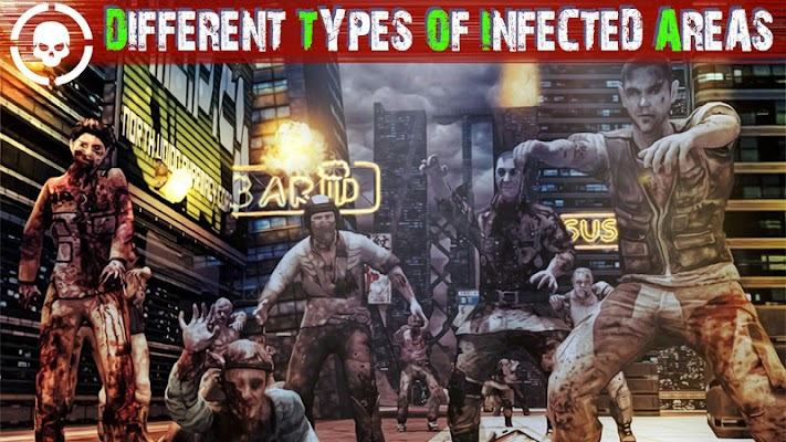 Dead Zombie -3D Zombie Shooter - screenshot