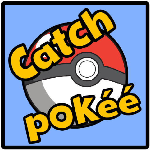 Catch poke'mon Catch Game! (game)