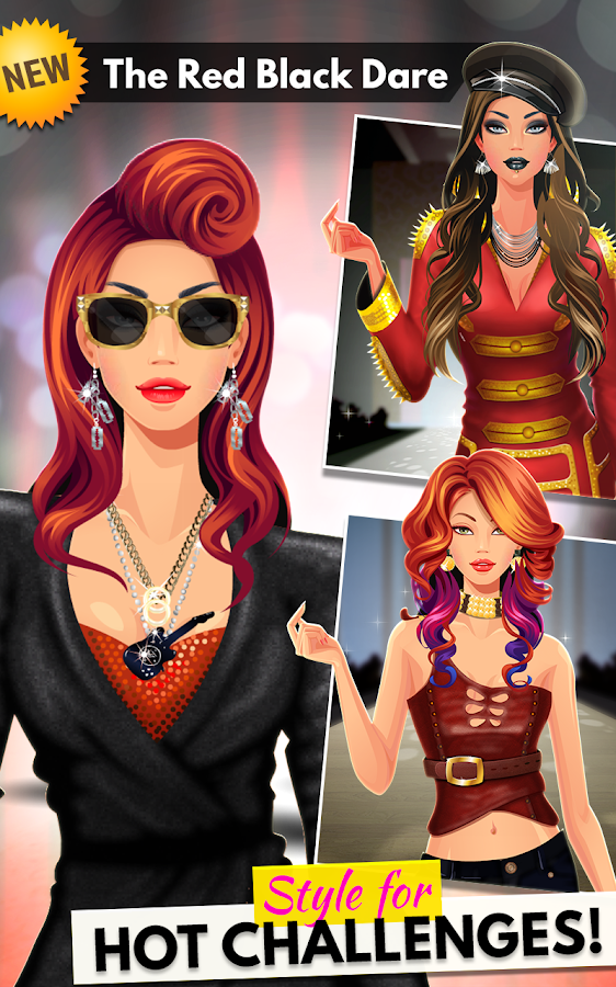Fashion Diva: Dressup & Makeup- screenshot