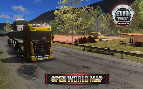 Euro Truck Evolution (Simulator) 2.1.0 Mod Apk [Unlimited Money] 6