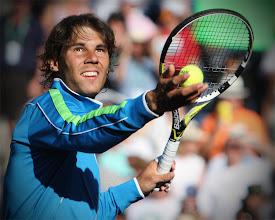 Photo: Rafael Nadal