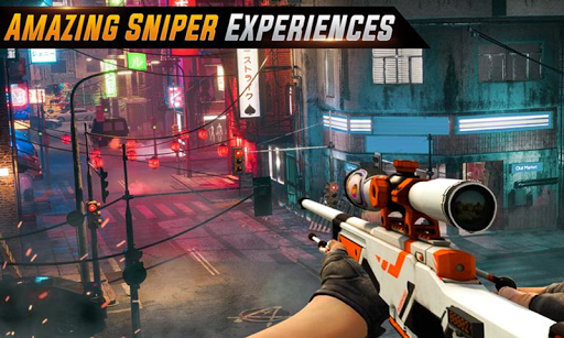 Real Sniper Strike: FPS Sniper Shooting Game 3D android2mod screenshots 4