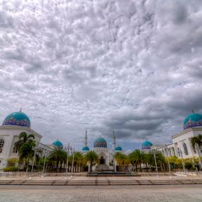 Masjid Al-Bukhary, Alor Setar, Kedah by Asrul CikguOwn - Buildings & Architecture Places of Worship