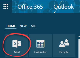 Office365 Mail Account
