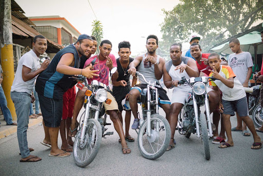 DR-Young-Men-on-Motorcycles-Photograph.jpg - Young men in the Dominican Republic.