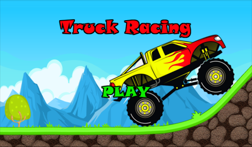 Truck Racing Hill Climb