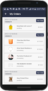Magento Mobile App - OnGoBuyo- screenshot thumbnail