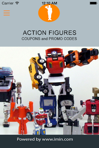 Action Figures Coupons-Imin