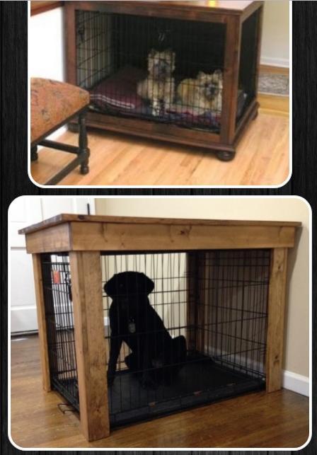dog cage ideas screenshot - Dog Crate Ideas