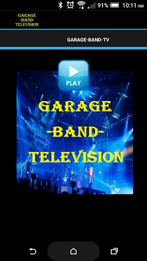 Garage Band TV