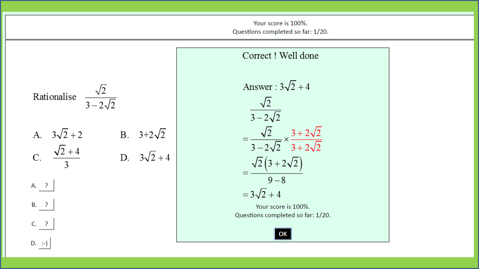 mathematics c1 This is the core mathematics 1 module of the a-level mathematics book this  module assumes that you are familiar with some of the concepts of gcse.