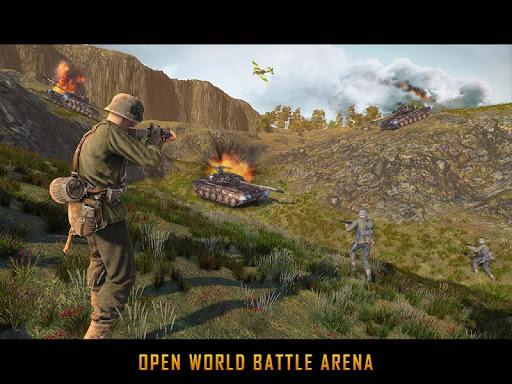 WW2 US Army Commando Survival Battlegrounds 1.6 screenshots 14