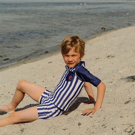 Tebert - Swim tee for children, UPF50+ protection