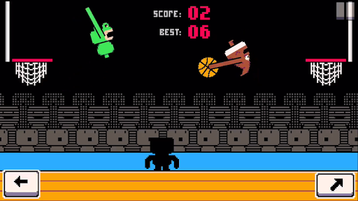Dunkers - Basketball Madness - screenshot