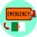 Algeria Emergency Numbers icon