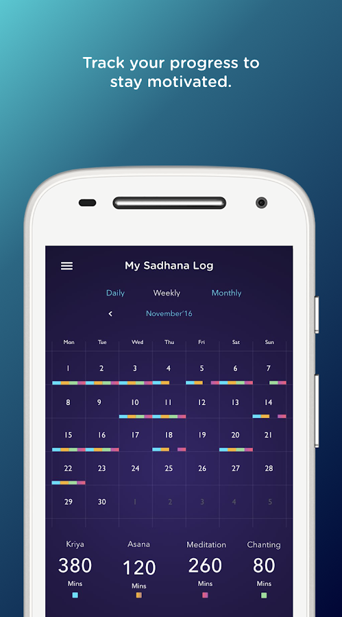 Screenshots of Abhyaasa for iPhone